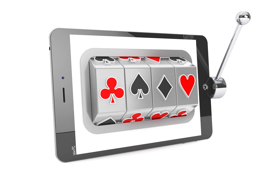 spela på pokermaskin